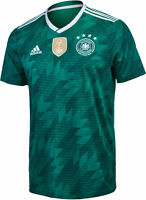 ADIDAS DEUTSCHLAND AWAY TRIKOT 2018 KINDER DFB JERSEY GERMANY SHIRT 18 KIDS, NEU