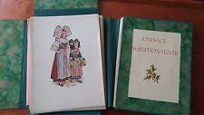 L'Alsace Traditionaliste 1931 / Edition Originale / 30 aquarelles en couleurs