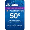 €50 CARTE PLAYSTATION NETWORK FR 50€ compte français (FR)