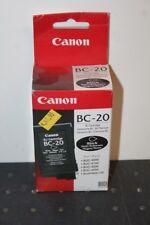 CANON Cartouche Jet d'encre - BC-20 - Pour BJC-4000 MultiPASS C30