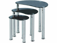 Less than 60cm Height Metal Nested Tables