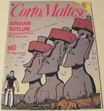 CORTO MALTESE nr. 7 del 1991 (con inserto V PER VENDETTA)