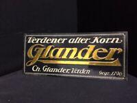 Glander Vecchio Grano Verden - Ch. Gander Vecchio Targa di Latta - D Del 1910
