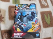 Marvel Avengers Concept Series Reaction Armor Iron Man Mark VI