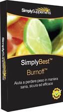 Burnoff | SimplyBest 60 Cps aiuta il dimagrimento B702