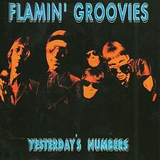 Flamin' Groovies - Yesterday's Numbers - 22 Track CD Compilation - 1998
