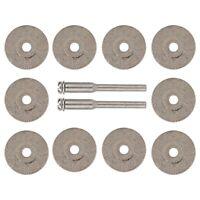 Diamond Cutting Disc Wheel & Rotary Rods Jewelry Accessory DIY Grinding Tool New