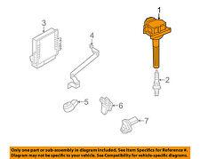 Infiniti NISSAN OEM 06-10 M45-Ignition Coil 22448AR215