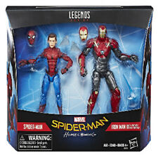 Hasbro Marvel Legends Spider-man Homecoming Ironman Mark 47 2-Pack X'mas Sale