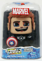 Captain America Mighty Muggs Changing Faces Marvel Avengers Hasbro #10 New