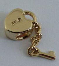 Original Pandora Gold 14 Kt, Schlüssel zu meinem Herzen, 750341, UVP 499,00