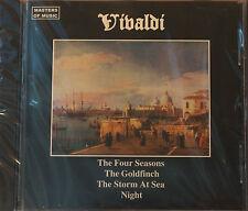 Masters of Music Vivaldi Selections CD Mint Order 7 Trks  New 70 mins Duet 1995