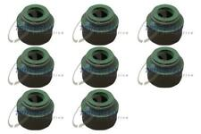 x8 Valve Stem Seal Ring Inlet Exhaust FOR PORSCHE CAYENNE 9PA 3.0 3.2 3.6 03-10
