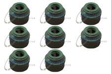 x8 Valve Stem Seal Ring Inlet Exhaust FOR NISSAN MICRA K12 1.5 03-10 Diesel