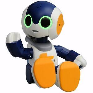 NEW!! Takara Tomy More Nakayoshi Robi Jr. Omnibot Robot Talking from Japan F/S