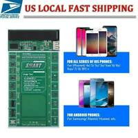 Fast Battery Tester Charger Activation Board Fixture Kit Set For iPhone Samsung