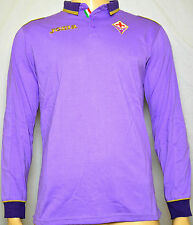 Job lot Fiorentina polo shirt Youth x 10 UK 14/USA Y-XL purple colour Joma
