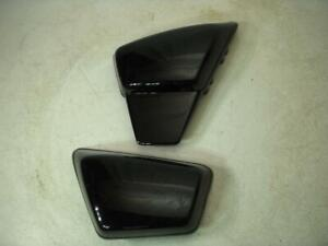 1985 XJ700X MAXIM X 700 YAMAHA Repainted Side Cover Pair Left Right used 5521-51
