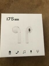 New listing Earbuds i7S Tws Audio Bluetooth Android iPhone New