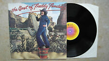 Freddy Fender  ‎– The Best Of Freddy Fender, D`77, LP, Vinyl:vg+