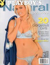 "PLAYBOY Magazine Natural Beauties ""Addison Miller"" May 2012"