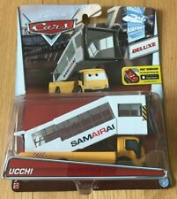 Disney Pixar Cars Deluxe Ucchi - 2015 Airport Adventure Series - New In Box