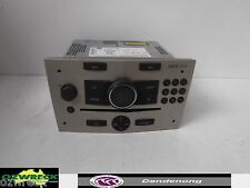 GENUINE HOLDEN AH ASTRA FACTORY RADIO HEAD UNITS SILVER CDC 40 OPERA.