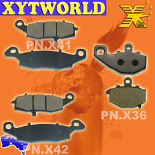 FRONT REAR Brake Pads for CF MOTO 650 TK 2013 2014 2015