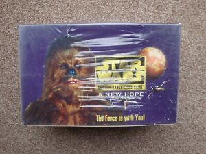 A New Hope Booster Box - Star Wars CCG TCG - New & Sealed