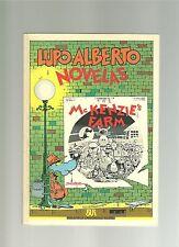 LUPO ALBERTO - NOVELAS
