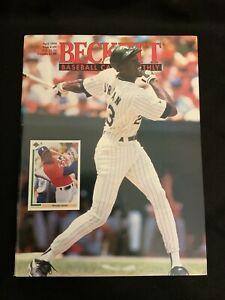 1994, April #109 Beckett Monthly MLB Magazine! Michael Jordan Cover White Sox!*