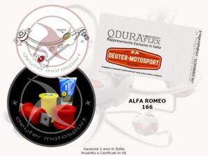 Alfa Romeo 166 - (6) Boccole bracci anteriori in poliuretano