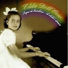 Edda Dell'Orso: Sogni Di Bambina (New/Sealed CD)