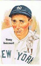 Tony Lazzeri Perez Steele Postcard New York Yankees