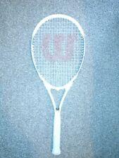 Wilson Serena And Venus Tennis Racket with power strings