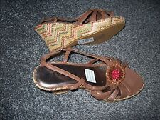 LOVELY SANDLES FROM ESSENCE..BN..SIZE 4