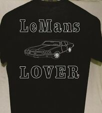 Pontiac LeMans Lover T shirt more t shirts listed for sale Great Gift friend