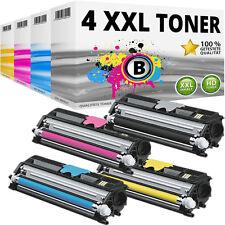 4x XXL TONER Patronen für Xerox Phaser 6121-MFP-D 6121-MFP-N 6121-MFP-S Spar-Set