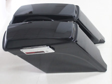 """5"""" Extended Stretched Hard SaddleBags For Harley Touring Electra Street Glide 13"""