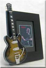 CHRIS CORNELL Miniature Guitar Picture Frame Sound Garden