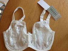 Maison Lejaby 32G underwired light cream bra NEW with tags RRP £65!!!