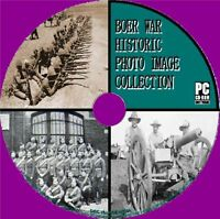2600+ HISTORIC BOER WAR IMAGES ARCHIVE CD TROOPS INSIGNIA CONDITIONS MEDALS MAPS