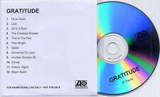 Atlantic Album Promo Rock Music CDs