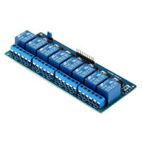 K3L2 5V 8 Channel Relay Board Module Optocoupler LED for Arduino PiC ARM AVR R2F