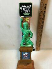 Departed Soles Autohops beer tap handle. Jersey City, New Jersey
