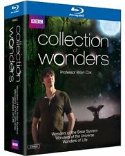 A Collection of Wonders Bluray Boxset Solar System The Universe Wonder of Life