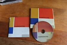 The Police - Sting - Rare Digipack Issue / Symphonicities  DG 602527425375