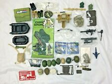 Junk Drawer Gi Joe, Johnny Strong & Other Parts Lot