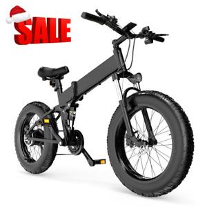 XQS-H26 Electric Bike 26 Inch Folding e-bike 1000W 48V12.8AH IPX7 Waterproof Mou