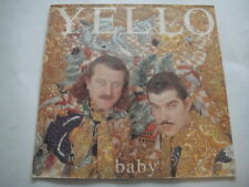 Yello – Baby LP Russian DIFFERENT!!! 1992